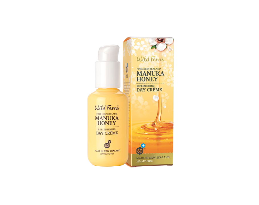 Manuka Honey Replenishing Day Creme (100ml)