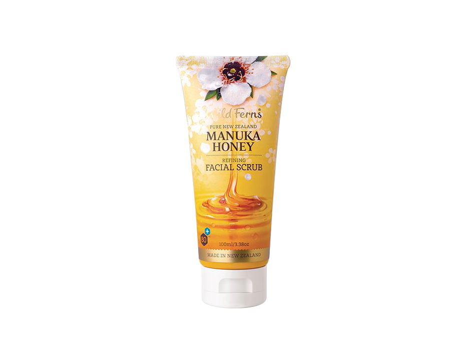 Manuka Honey Refining Facial Scrub (100ml)