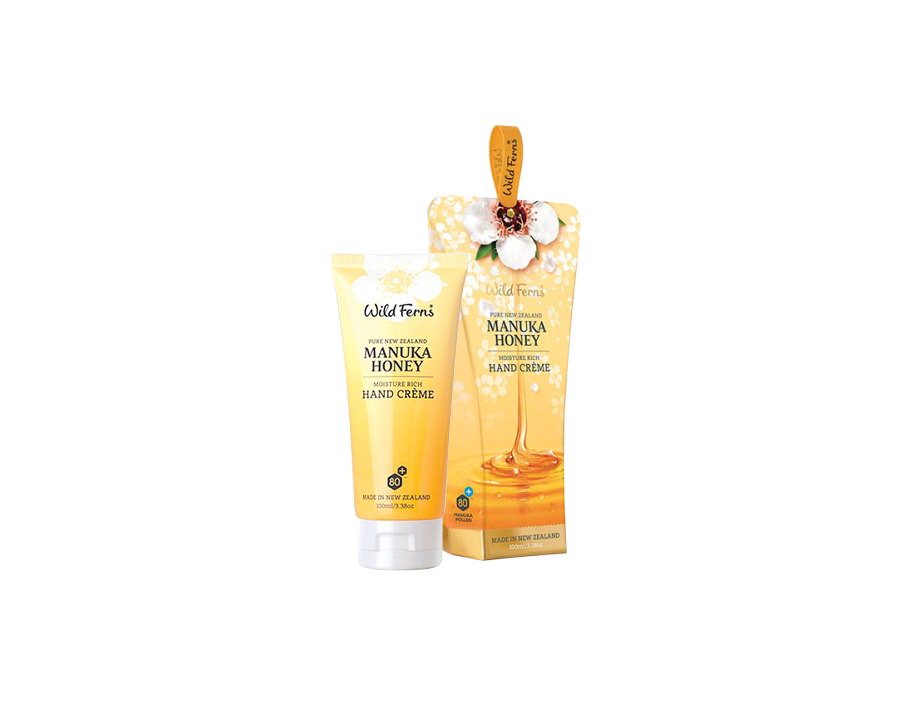 Manuka Honey Moisture Rich Hand Creme (100ml)