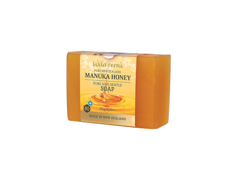 Manuka Honey Pure and Gentle Soap (135g)