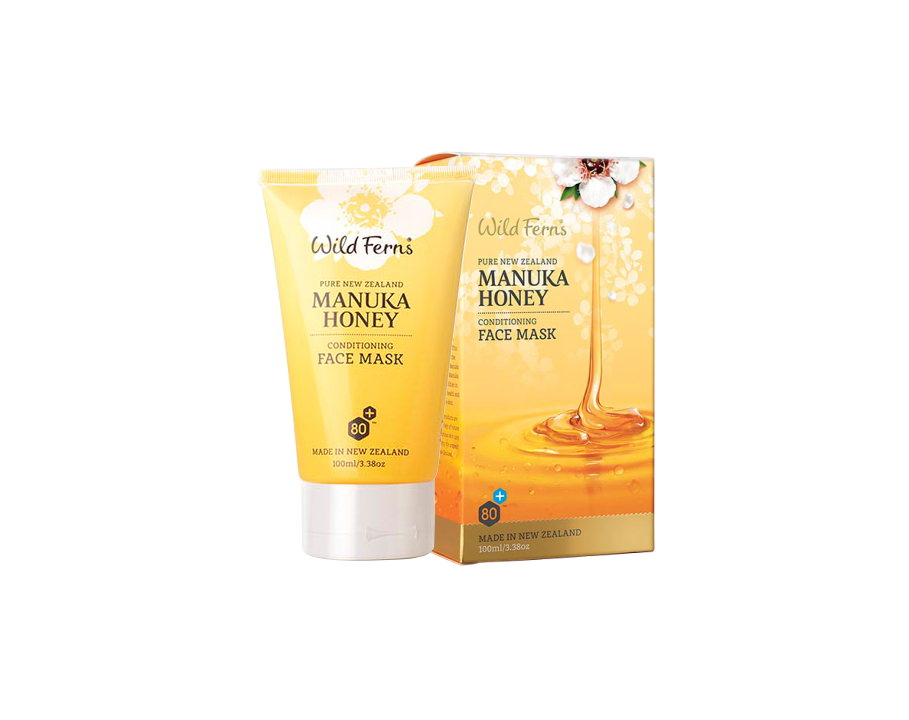 Manuka Honey Conditioning Face Mask (100ml)