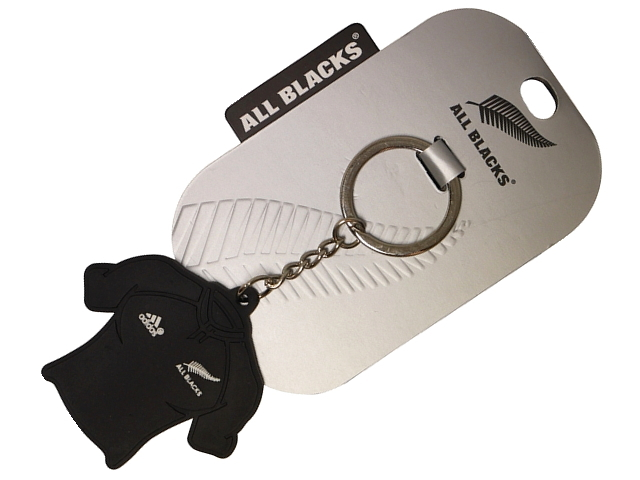 All Blacks KEYRING PVC JERSEY