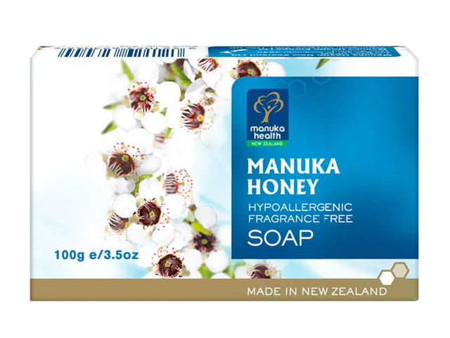 Manuka Honey Soap (100g)
