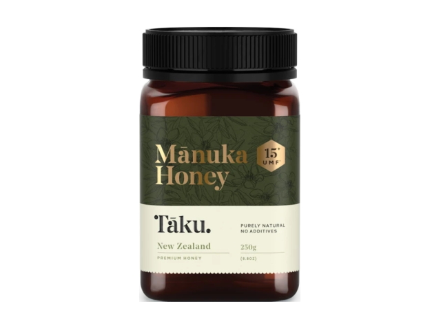 Taku Honey® Manuka UMF® 15+ / MG514+ (250g)