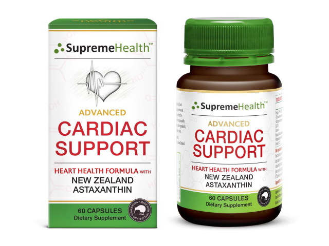 AstaNZ™ CARDIAC SUPPORT 60CAPS