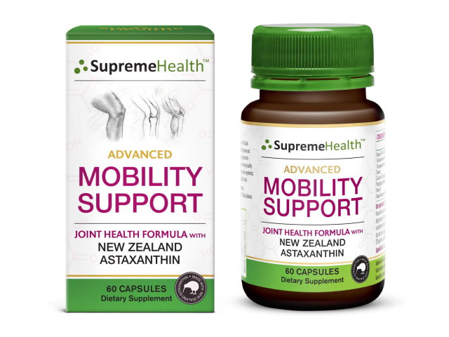 AstaNZ™ MOBILITY SUPPORT 60CAPS