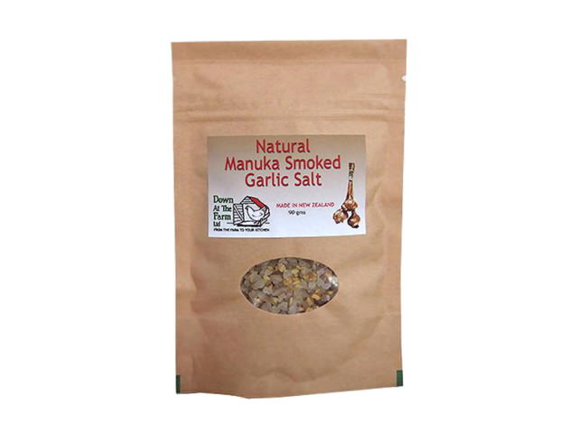 Manuka Smoked Garlic Salt Refill (90g)