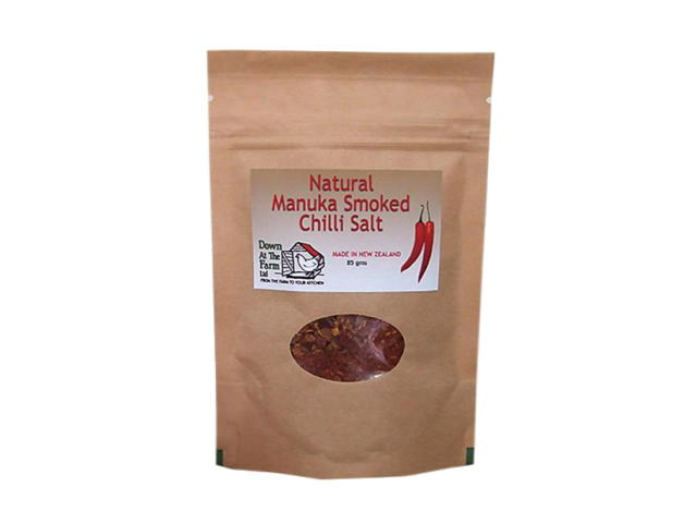 Manuka Smoked Chilli Salt Refill (85g)