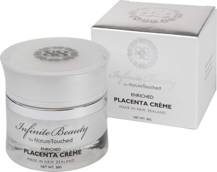 Infinite Beauty Enriched Placenta Cream (50g)
