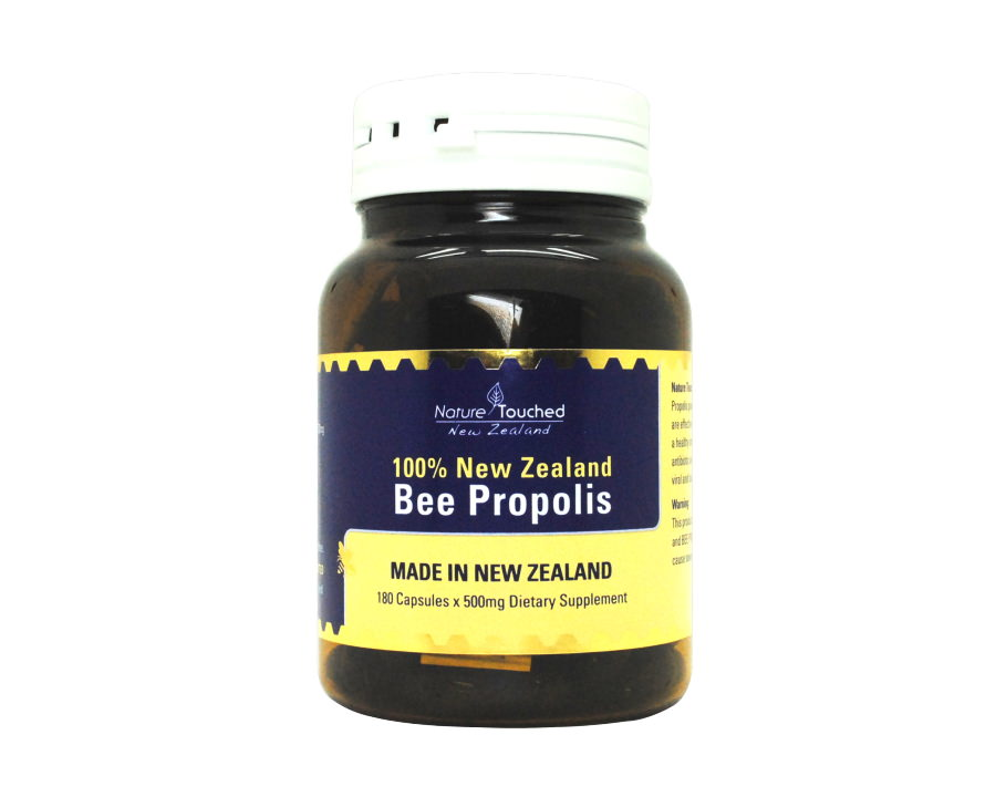 [NOT FOR SALE] 100% New Zealand Bee Propolis (180capsules)