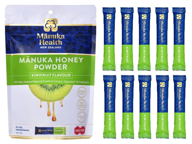 MANUKA HONEY POWDER KIWIFRUIT
