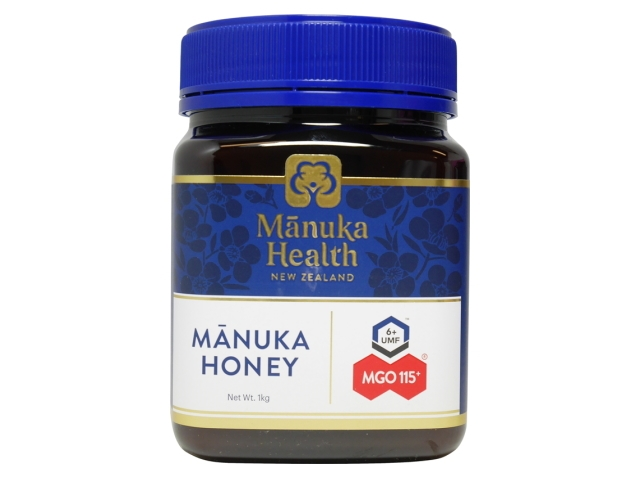 HONEY MANUKA MGO115+ (1kg)