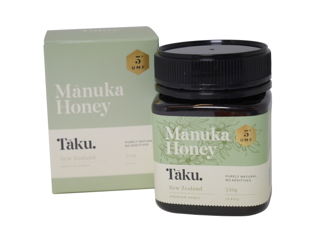 Taku Honey® Manuka UMF® 5+ / MG85 (250g)
