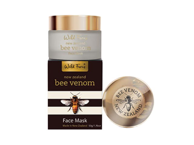 Bee Venom Face Mask with Active Manuka Honey (50g)