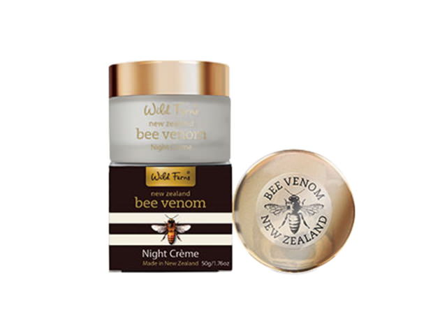 Bee Venom Night Creme with Active Manuka Honey (50g)