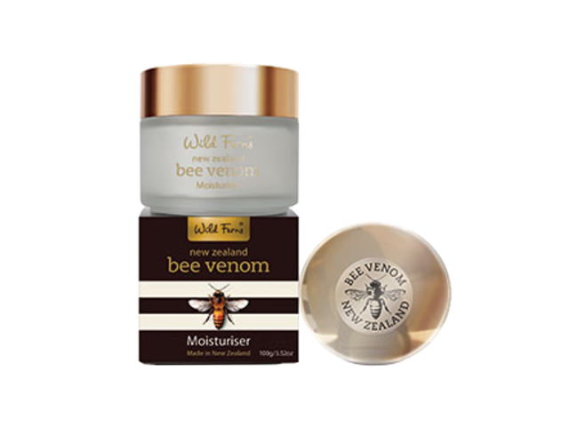 Bee Venom Moisturiser with Active Manuka Honey (100g)