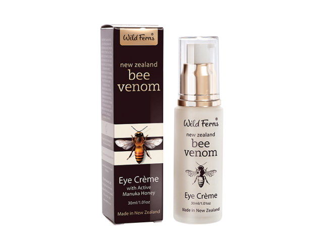 Bee Venom Eye Creme with Active Manuka Honey (30ml)